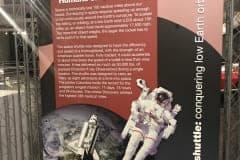 Corvette Museum NASA Exhibit Display