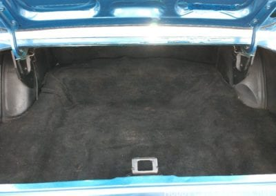 1966 Blue 289 Mustang Coupe For Sale