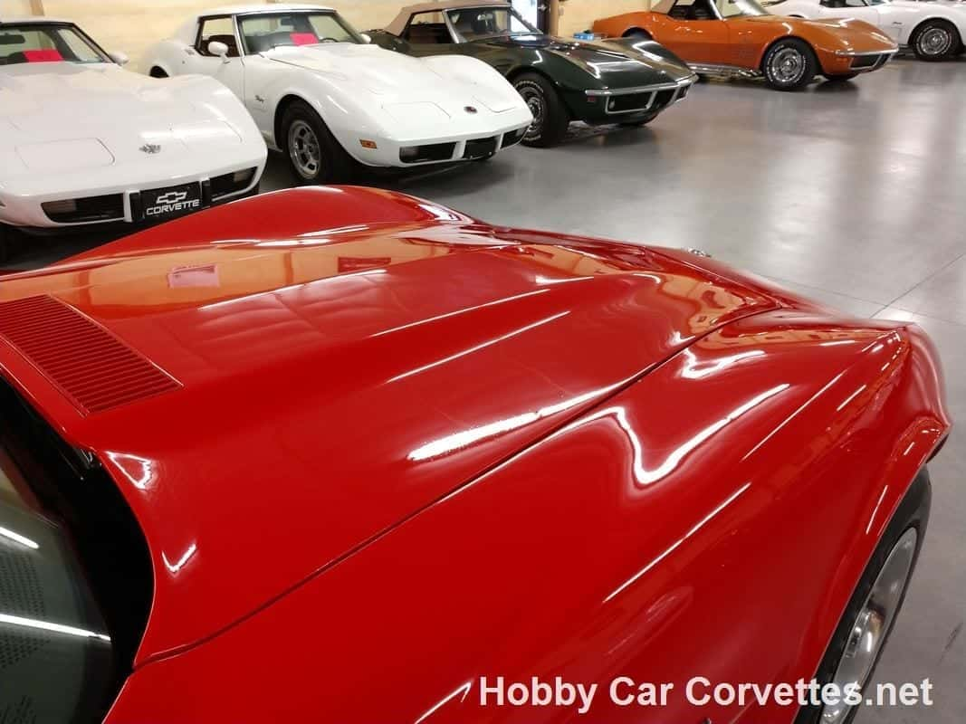 1974 Millie Miglia Red Corvette Stingray T Top For Sale