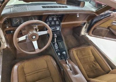 1978 Champagne Corvette For Sale