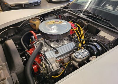 1978 Silver Anniversary Corvette Oyster Interior For Sale