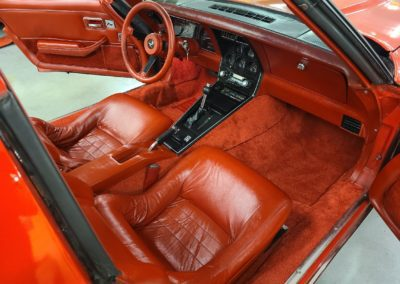 1980 Red Corvette Red Interior T Top For Sale