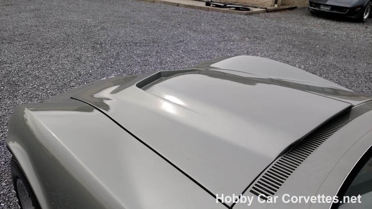 1971 Steel Cities Gray Corvette Stingray Hot Rod 4spd For Sale
