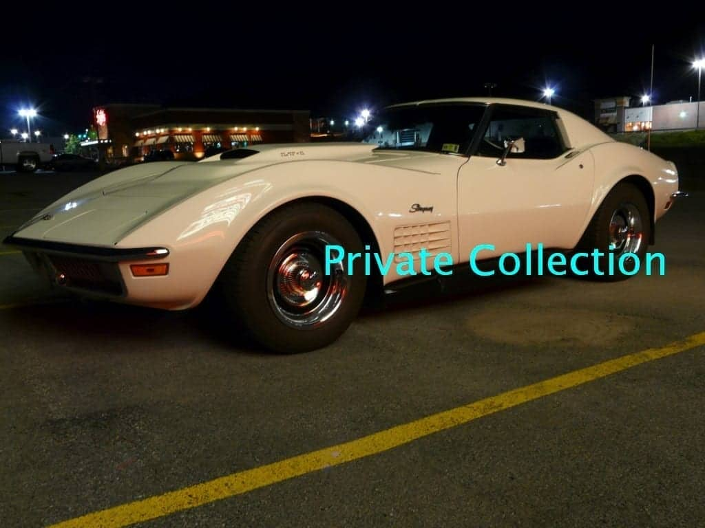 1970 Cortez Silver Baldwin Motion LT-1 Corvette T Top