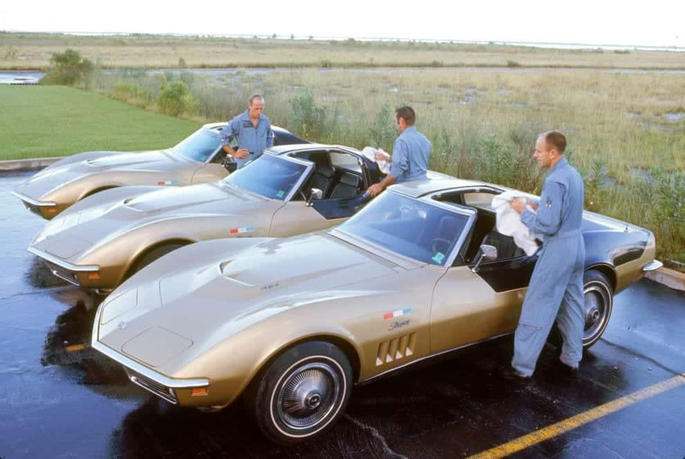 When NASA & Corvettes Meet