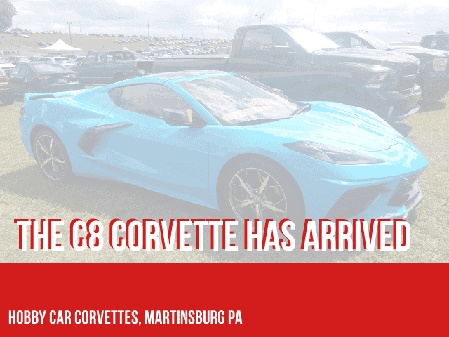 The Next Generation of Corvettes