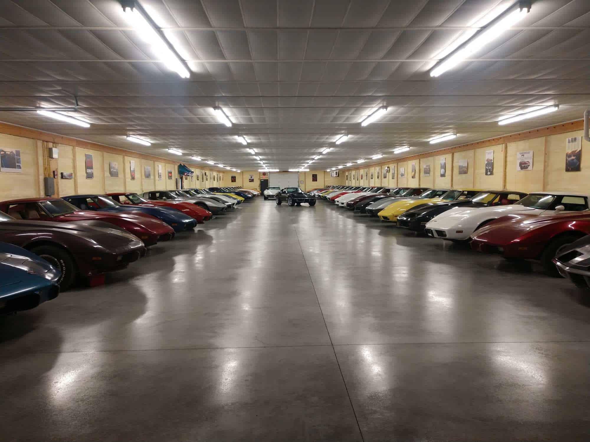 Hobby Car Corvettes Showroom