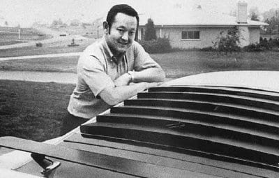 LARRY SHINODA: A MAJOR CHEVROLET CORVETTE CONTRIBUTOR